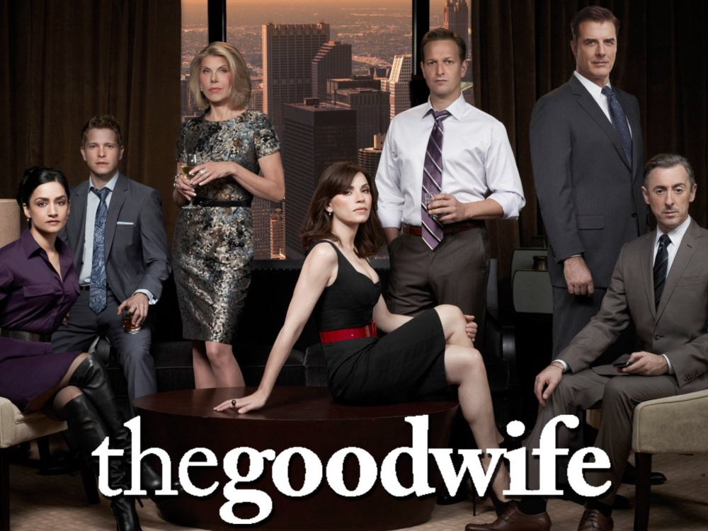Alicia Florrick, the good wife y las madres en serie